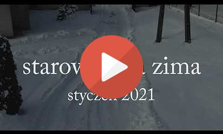 Embedded thumbnail for zima w Starej Wsi 2021